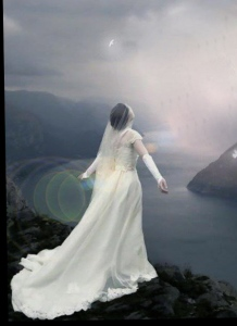 Bride in Waiting - Amy Black